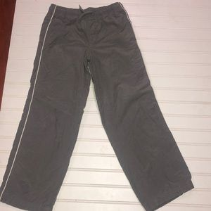 Boys Gymboree gray pants